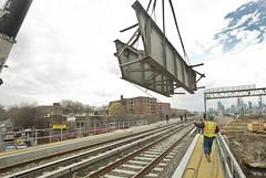 48th Street Bridge Removal