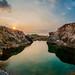 Abandonded Lake by aludatan
