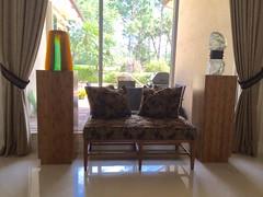 Bamboo Pedestal
