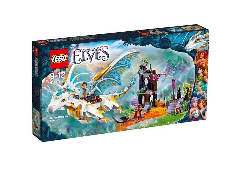 LEGO Elves Sets 2016: 41179 - Queen Dragon's Rescue