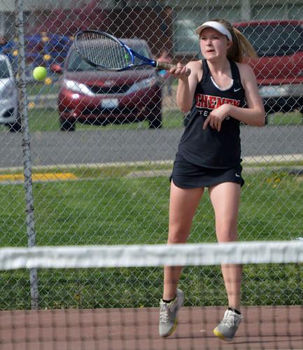 Tennis - Bridget Calvert 3 - 04282016