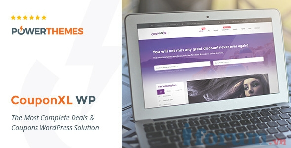 CouponXL v3.8 - Coupons, Deals & Discounts WP Theme