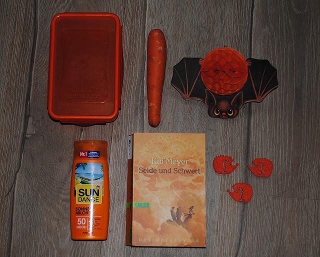 orange April