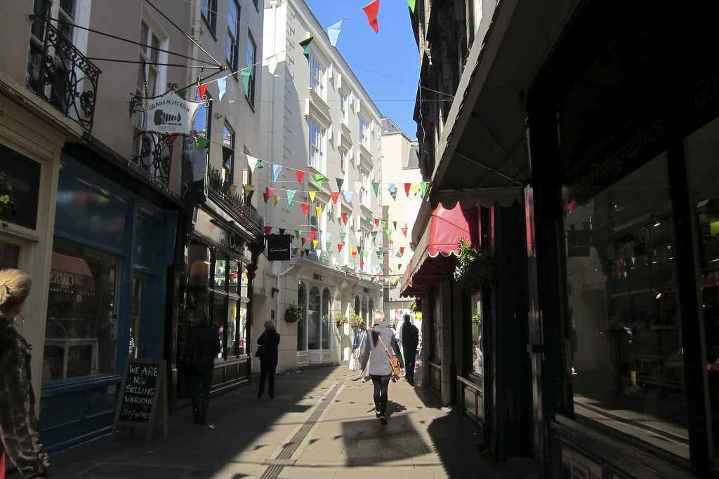 Highstreet, Guernsey