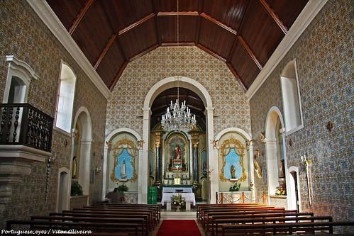 Igreja Matriz do Troviscal - Portugal