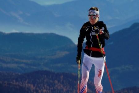Eva Vrabcová se vrátila k tréninku - na Kanárech, na Mísečkách i v Novém Městě