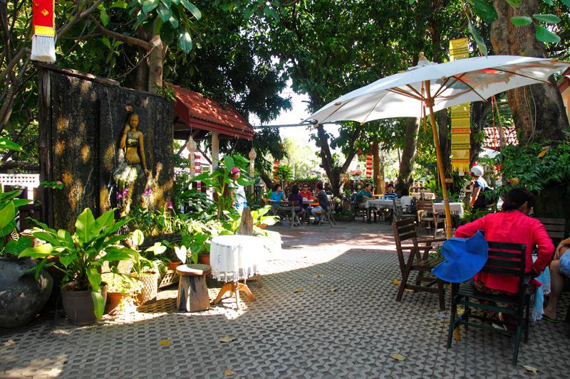 Prison Massage Chiang Mai Restaurant