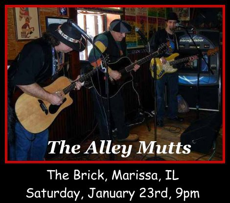 The Alley Mutts 1-23-16