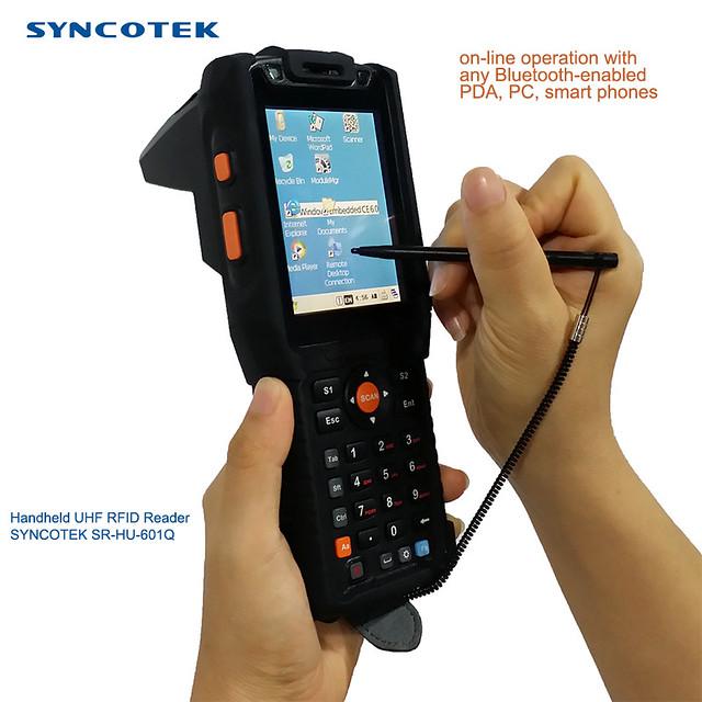 Handheld UHF RFID Reader SYNCOTEK SR-HU-601Q