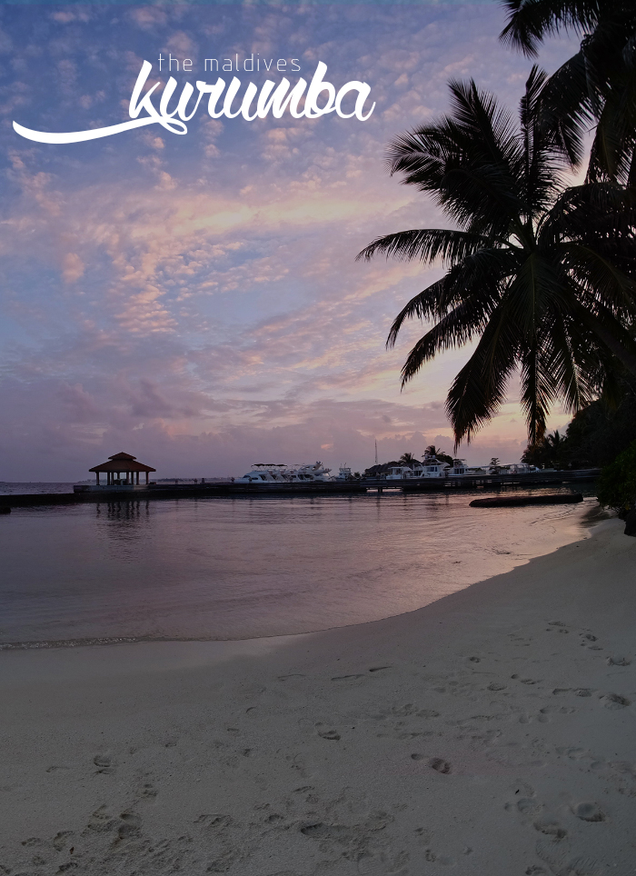 Kavita Does The Maldives : Kurumba PUBLISH ON THE 31ST
