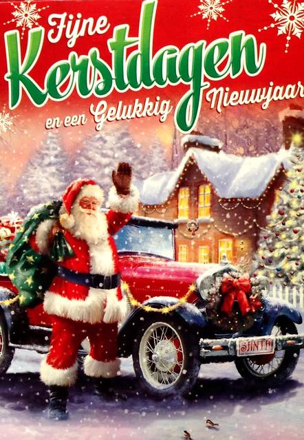 Netherlands - Christmas card