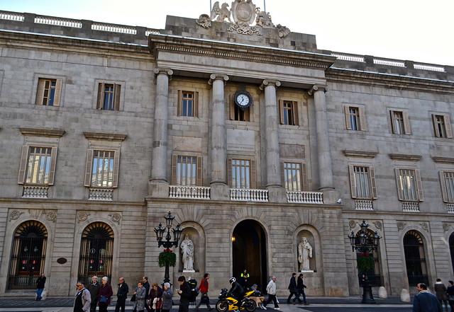 barcelona city tour - gothic barrio