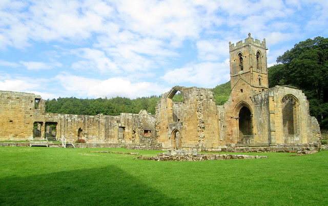 Mount Grace Priory, Church