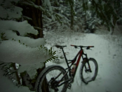 *jeah* Schnee