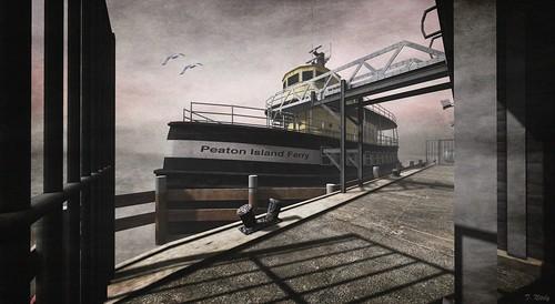 Ferry at Furillen