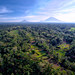The Volcanoes In Bali From Above by Stuck in Customs