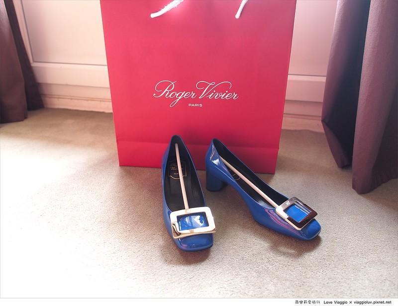 【巴黎 Paris】市區漫步小札記 龐畢度中心 市政廳 Roger Vivier鞋子分享 Agnes b總店 @薇樂莉 Love Viaggio | 旅行.生活.攝影