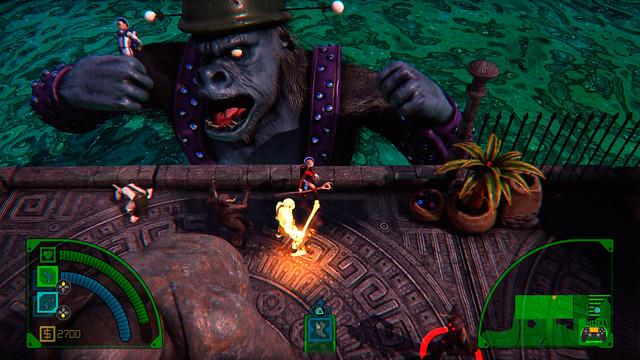 he Deadly Tower of Monsters para PS4 recrea el estilo de las películas serie B
