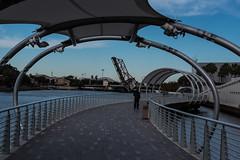 Riverwalk and Draw Bridge