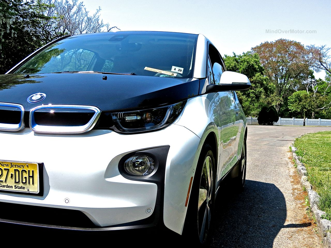 BMW i3 Electric Car Review 2