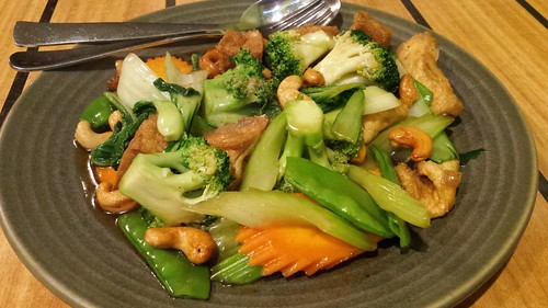 Tofu With Cashews from Golden Lotus