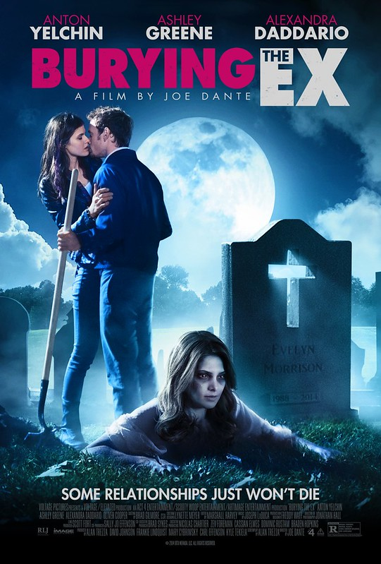 Burying The Ex - Poster 2