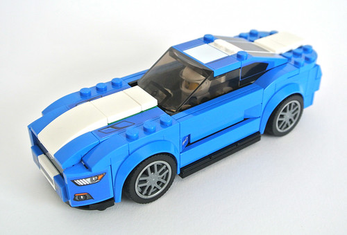 review 75871 ford mustang gt brickset lego set guide and database. Black Bedroom Furniture Sets. Home Design Ideas