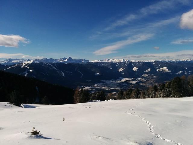 Ausblick Aufstieg Rammelstein