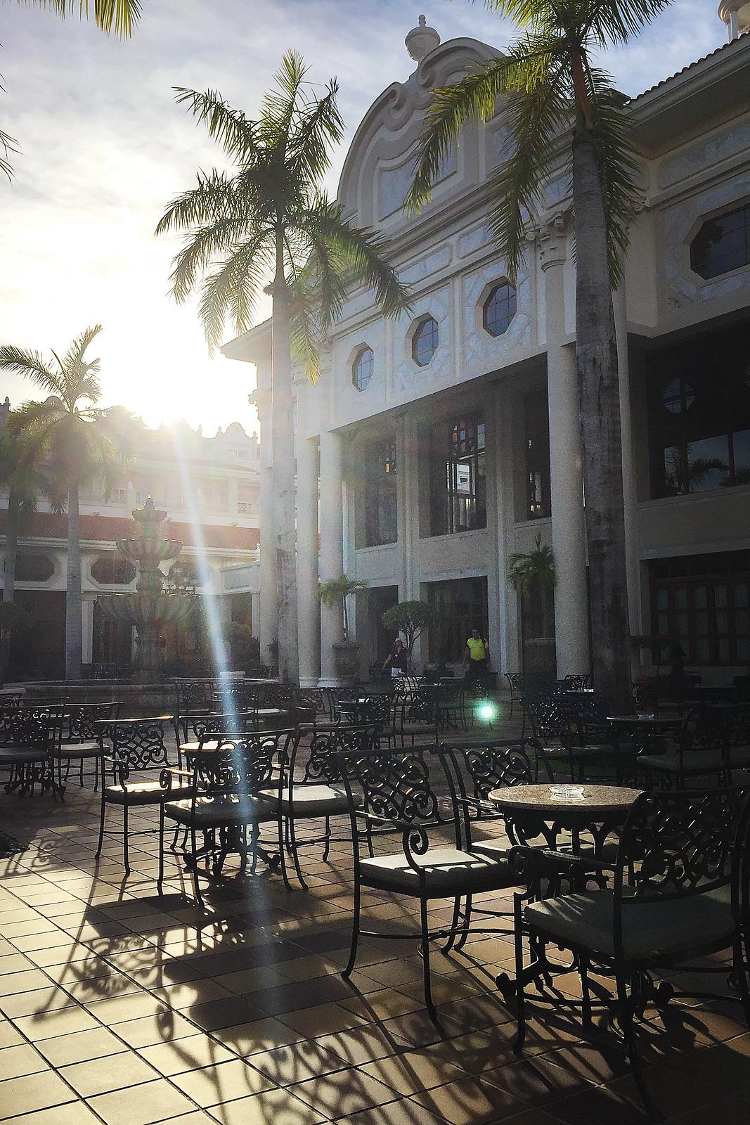 Riu Palace Riviera Maya - Plaza