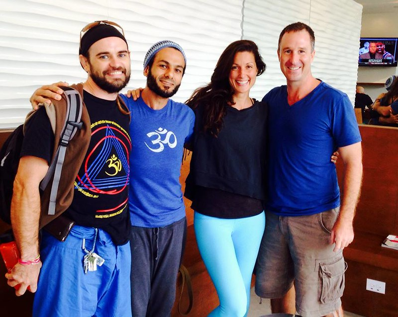 Yogi Aaron's Top 7 Hangouts in Miami Skanda Yoga and Pablo Lucero