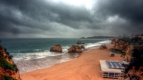 Portugal - Algarve - Stormy skies