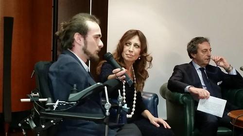 incontro con Emiliano Fittipaldi