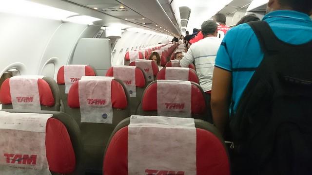TAM Airlines sao paulo to manaus