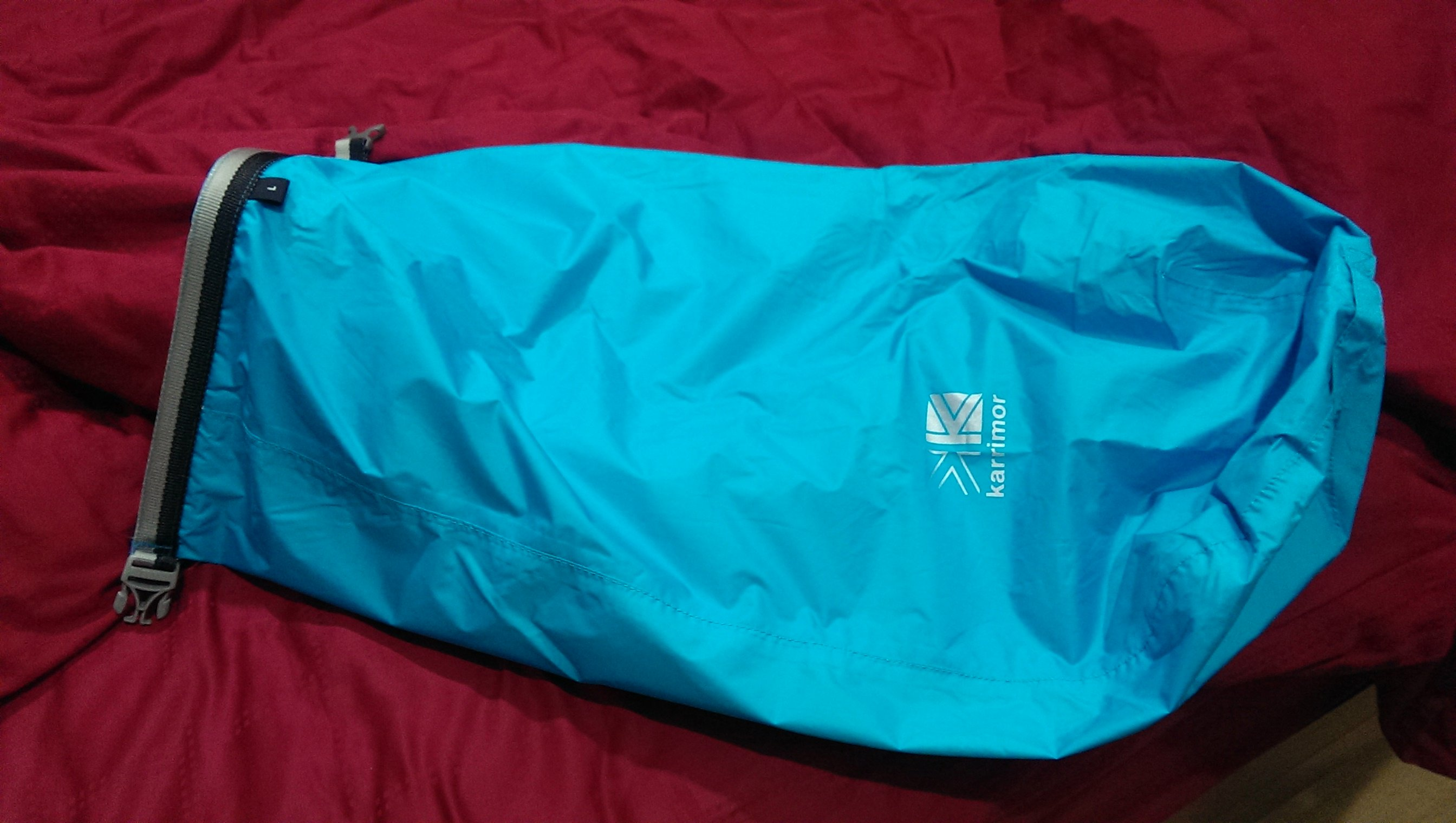 New Gear - karrimor dry bag L
