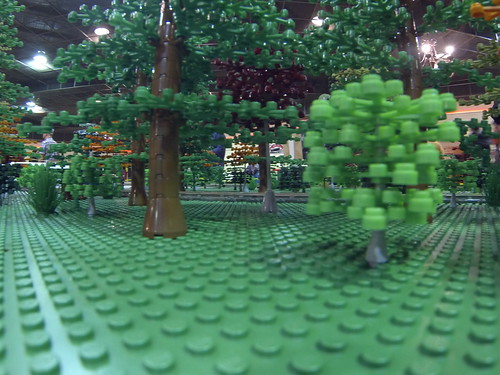 More trees...