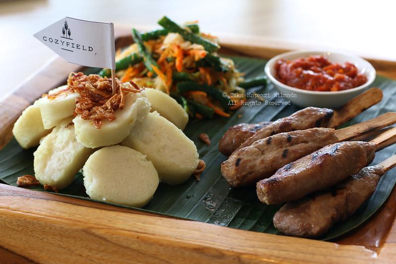 Cozyfield Cafe - Sate Pusut