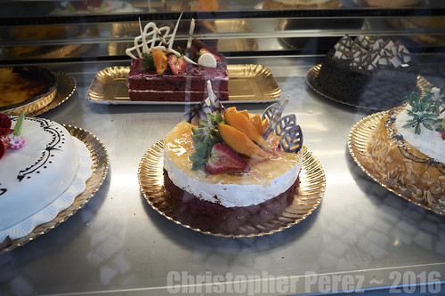 Lisbon ~ Cake