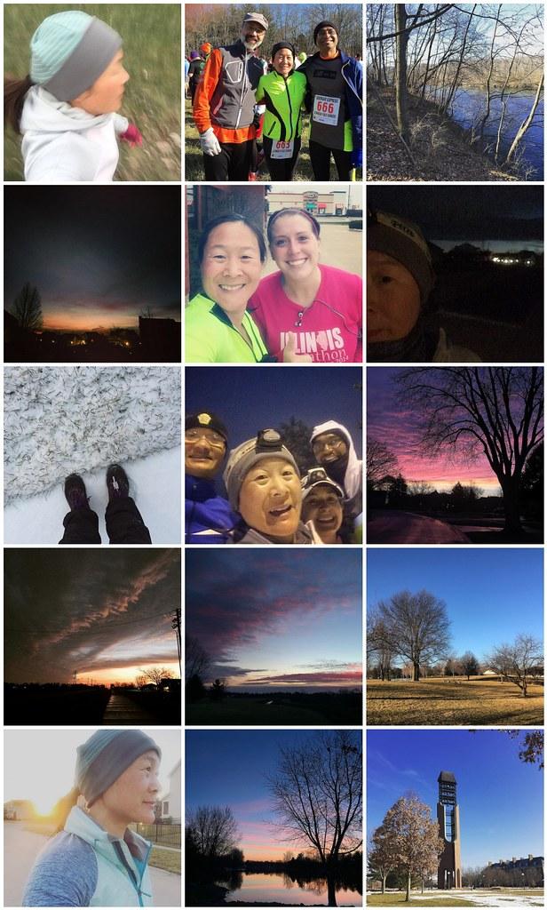 January - February 2016 Runs