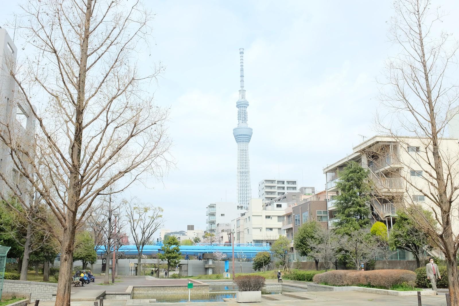 Kinshicho in Tokyo, japan.