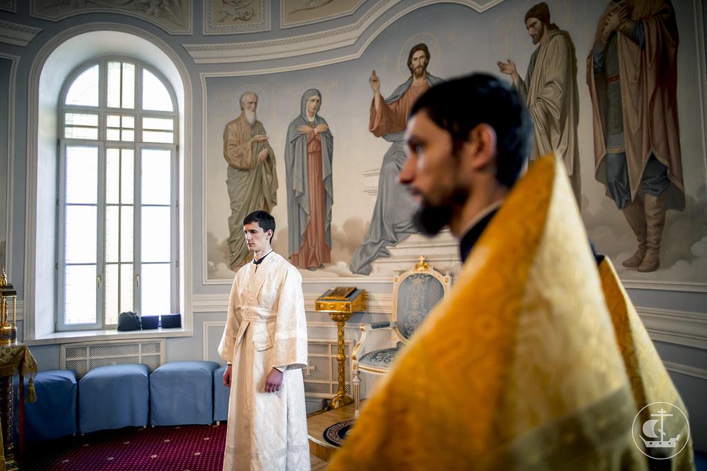 13 марта 2016, Литургия / 13 March 2016, Liturgy