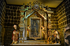 The Chapel of The Tilma at the Our Lady of Guadalupe Parish Church in Pagsanjan Laguna