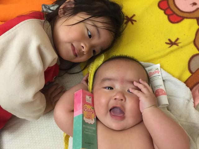 Herbmaze草繹嬰幼兒臉部修護霜