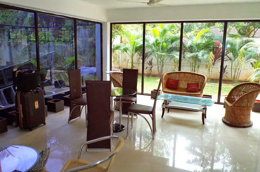 Apartment For Rent At Calangute Goa From Gobananas India
