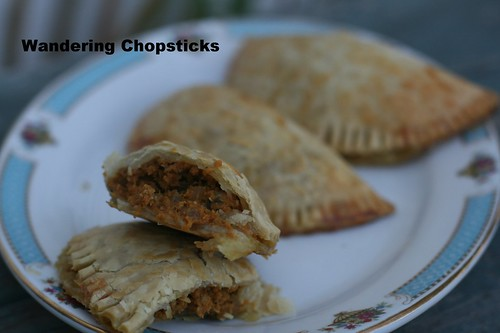 Pumpkin Pasties with Ground Beef, Onions, and Sage 1
