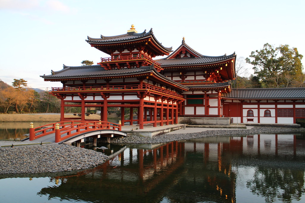 Byodoin Temple Kyoto Uji