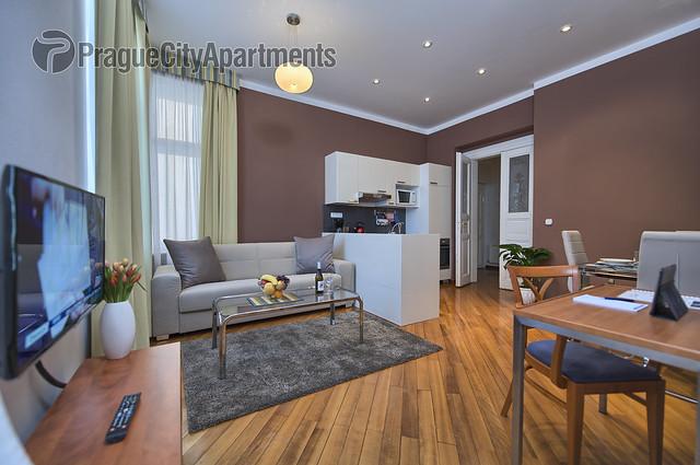 Masna Executive Studio Apartment