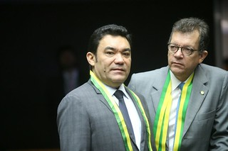 Bancada do Solidariedade unida a favor do impeachment