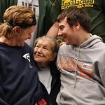 grandma smiles