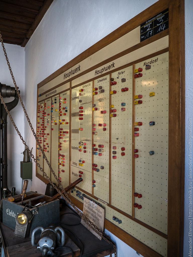 Kanban board in Tram Depot