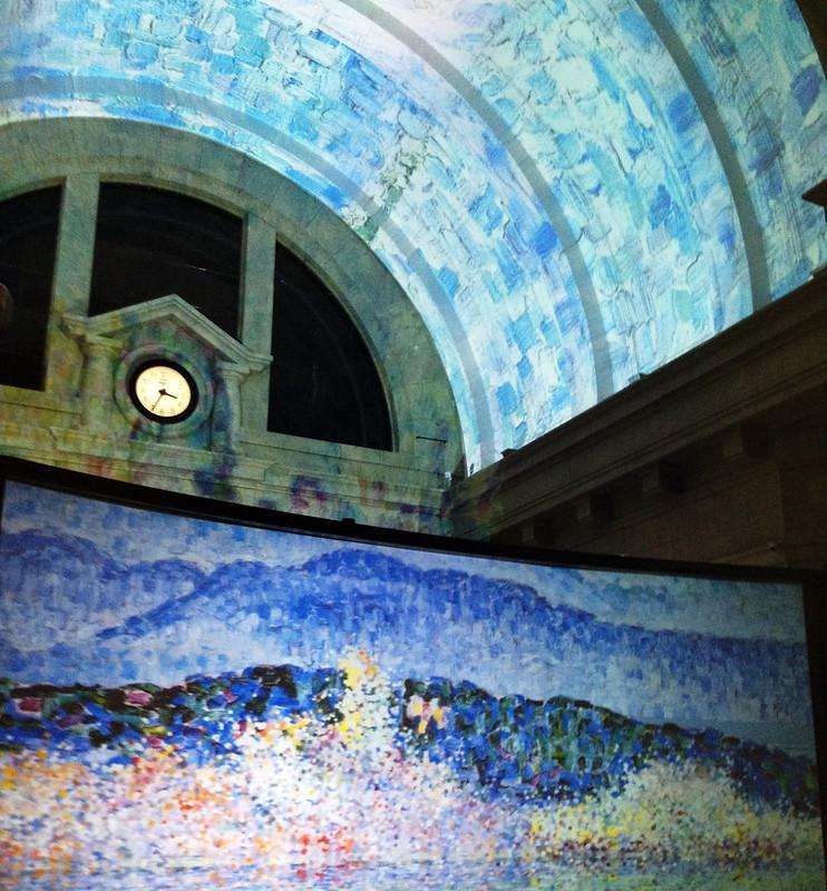 Paris Room, Van Gogh Festival of Music and Light